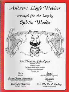 Andrew Lloyd Webber Collection - Arranged by Sylvia Woods