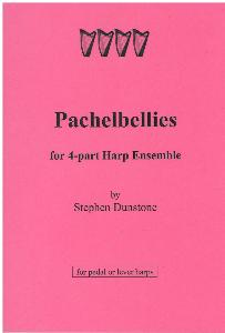Pachelbellies for 4-Part Harp Ensemble - Stephen Dunstone