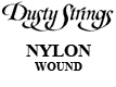 Dusty String Nylon Wound Strings