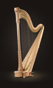 Style 11 Pedal Harp