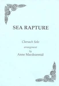 Sea Rapture: Clarsach Solo - Arrangement by Anne Macdearmid