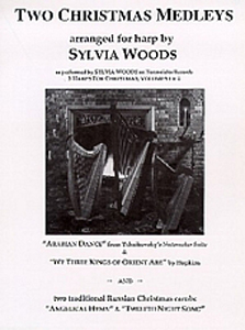2 Christmas Medleys - Download - Arranged for Harp by Sylvia Woods