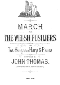 March of the Welsh Fusiliers - Download - John Thomas