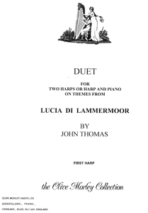 Lucia di Lammermoor (Donizetti) Duet - Arranged by John Thomas