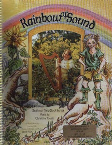 Rainbow Of Sound Book 4: Study of Sharps and Flats - Christina Tourin
