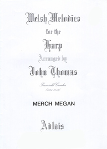 Merch Megan / Megan's Daughter - Arranged by John Thomas