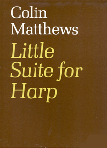 Little Suite For Harp - Colin Matthews