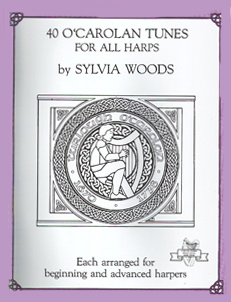 40 O'Carolan Tunes - Download - Sylvia Woods