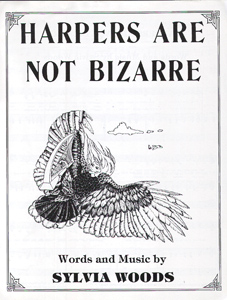 Harpers Are Not Bizarre - Sylvia Woods