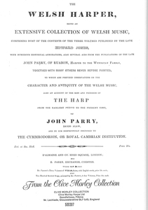 The Welsh Harper - Download - John Parry