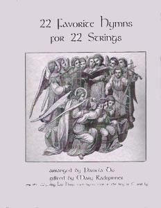 22 Favourite Hymns For 22 Strings - Arranged by Pamela Dorian