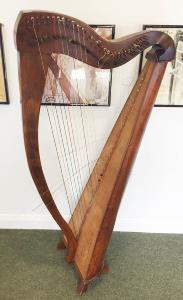 Second Hand John Quinn Irish Harp
