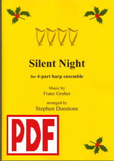 Silent Night - Download - 4 part ensemble - Stephen Dunstone