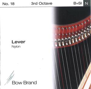3RD OCTAVE B LEVER NYLON
