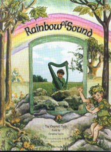 Rainbow Of Sound  Book 3: The Emerald Harp - Christina Tourin