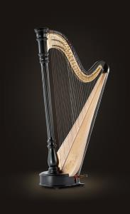 Chicago Concertino Pedal Harp
