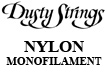 Dusty String Monofilament Strings