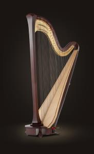 Style 30 Pedal Harp