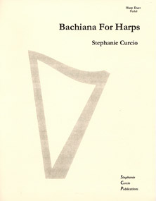 Bachiana for Harps (Duet) - Stephanie Curcio
