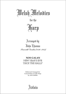 Nos Galan / Deck the Halls - Arranged by John Thomas