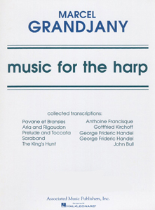 Music For The Harp - Marcel Grandjany