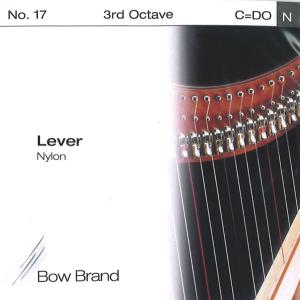 3RD OCTAVE C LEVER NYLON