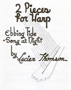 Song At Night - Lucien Thomson