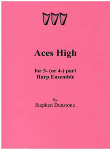 Aces High for 3 (or 4 part) Ensemble by Stephen Dunstone