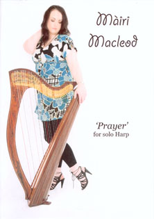 Prayer for Solo Harp - Mairi Macleod