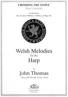 Crossing the Stone / Tros Y Garreg - John Thomas