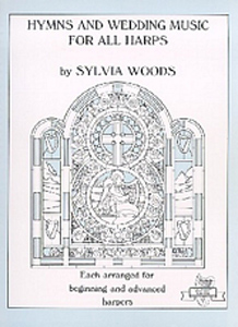Hymns And Wedding Music For All Harps - Sylvia Woods