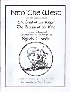Into The West - Arranged by Sylvia Woods