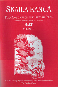 Folk Songs From The British Isles (Duet) Volume 2 - Skaila Kanga