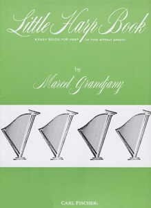 Little Harp Book: 8 Easy Solos for Harp - Marcel Grandjany