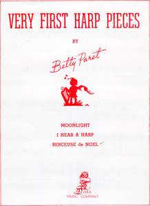 Berceuse De Noel (Very First Harp Pieces) - Betty Paret