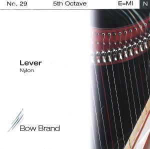 5TH OCTAVE E LEVER NYLON