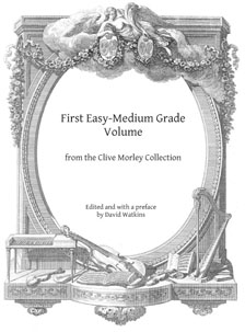 Clive Morley Collection Easy-Med Grade Vol 1- Edited by David Watkins