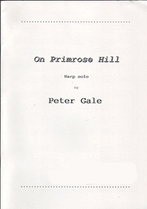On Primrose Hill: Harp Solo - Peter Gale