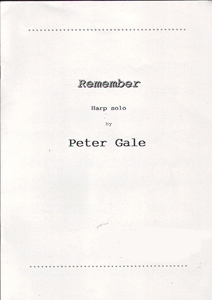 Remember: Harp Solo - Peter Gale