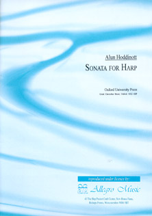 Sonata for Harp - Alun Hoddinott