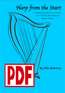 Harp From the Start 1 - Download - Ailie Robertson