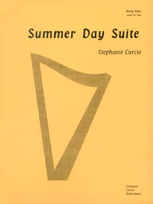 Summer Day Suite: Harp Trio - Stephanie Curcio