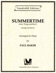 Summertime - Gershwin / Arranged by Paul Baker