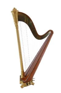 Dizi Pleyel Double Action Pedal Harp