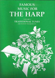 Famous Music For The Harp Vol. 1: Traditional Music - Meinir Heulyn