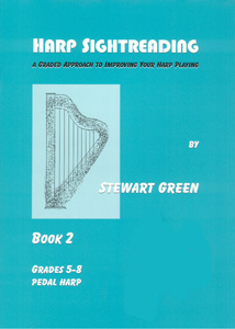 Harp Sightreading Grades 5-8 - Stewart Green