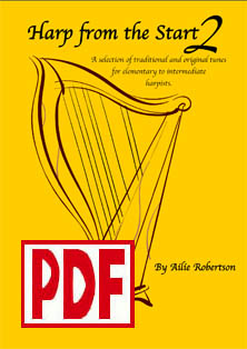 Harp From the Start 2 - Download - Ailie Robertson