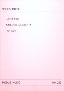 Golden Moments for Harp - David Snell