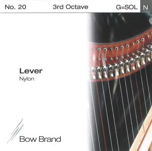 3RD OCTAVE G LEVER NYLON