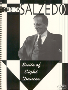 Suite Of Eight Dances - Carlos Salzedo